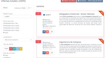 Pro Empleo Ingenieros COGITIPAGINA -Buscador de ofertas