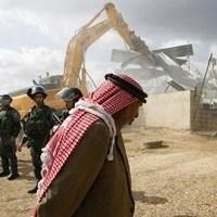 Demolizioni palestina