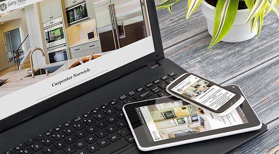 Norwich Website Designer