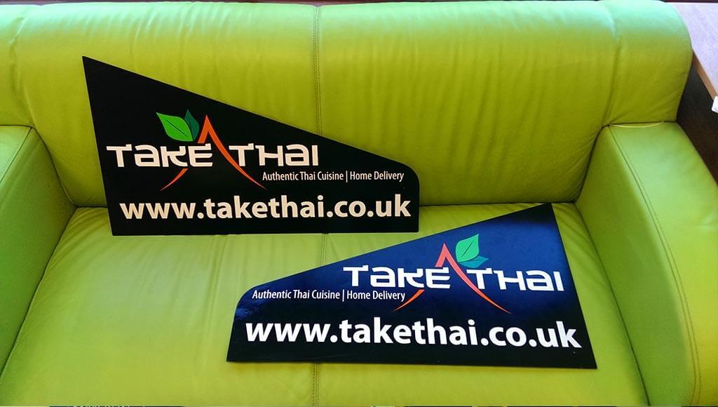 Take Thai Tut Tut Vinyl Graphics