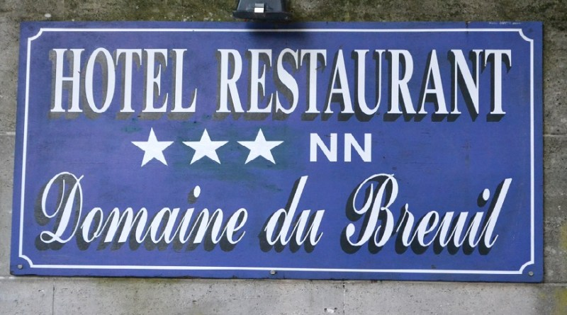 Domain du Breuil Sign Cognac