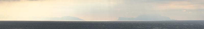 Jenseits des Horizonts gab es früher 'Neues' - Jenseits des Bekannten kann es 'Anderes' geben...