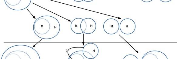 Systematik der Mengenverhältnisse am Beispiel von Figur 1