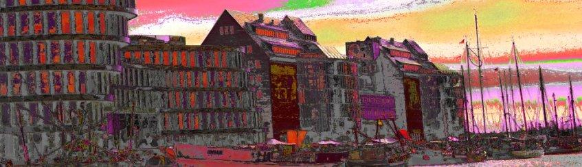 Rostock Hafenfassade 2