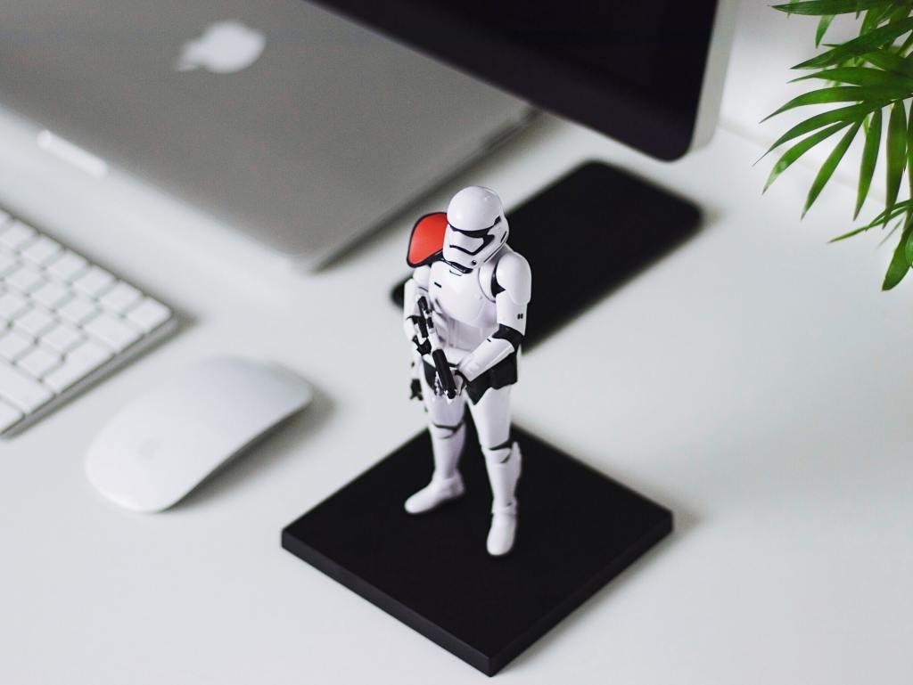 Stormtrooper Security