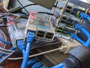 Read more about the article Modify a disk image to create a Raspberry Pi-based homelab