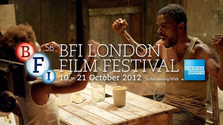BFI London Film Festival 2012