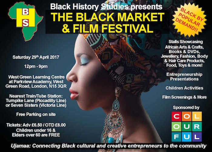 black market and film festival