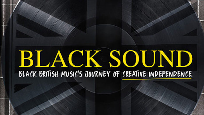 black sound at black cultural archives
