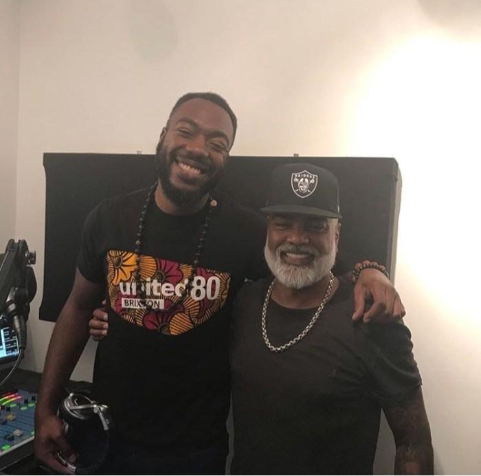 Ray Keith & Tendai on Pyro Radio