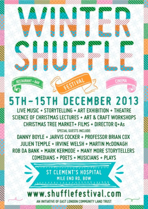 shuffle festival small
