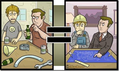 bebado08 O mundo na visão de um Bêbado