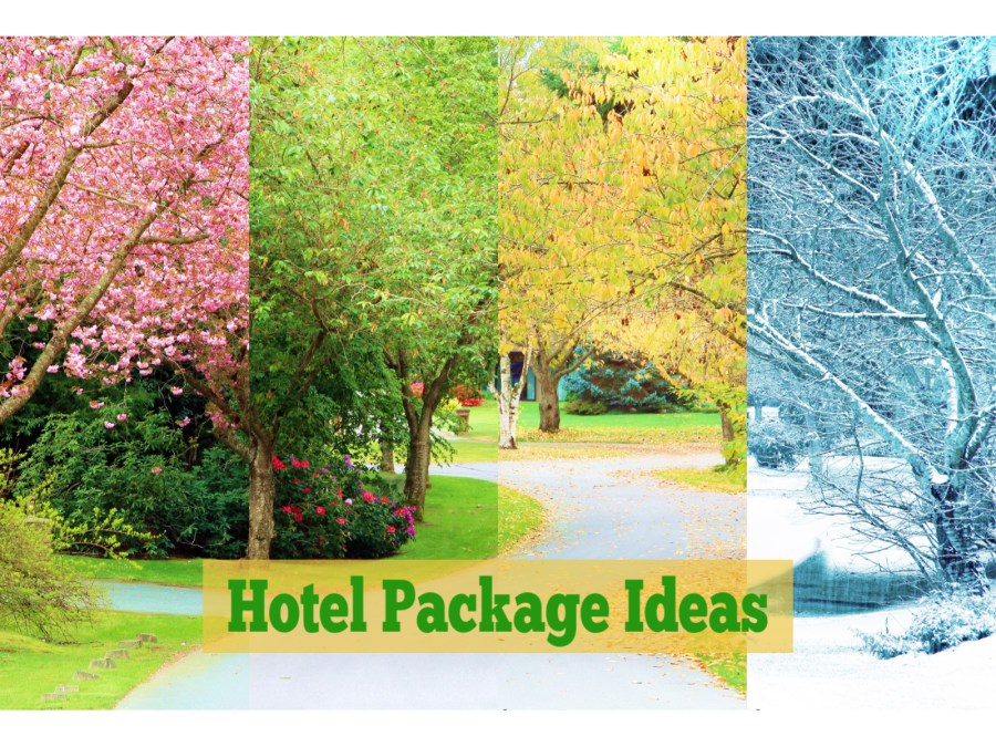 Creative Hotel Package Ideas