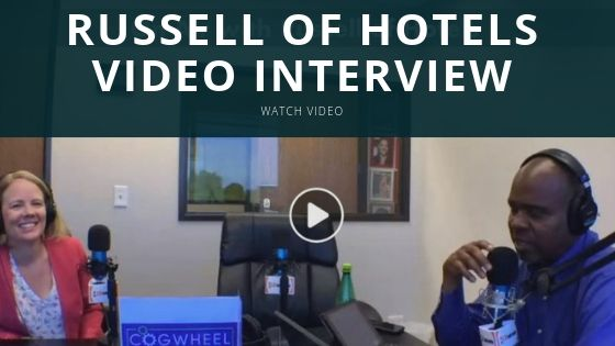 Russell of Hotels Video Interview