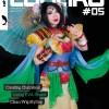 Cohaku 05 (english) - Cover (Yaya Han as Mulan [designed by Hannah Alexander])