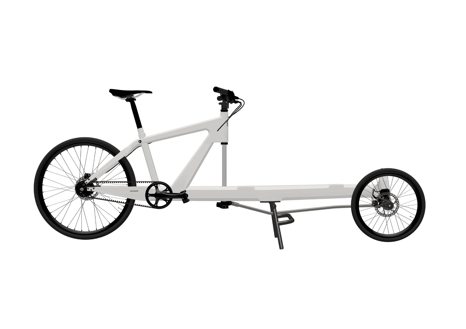 VeloSled beam bike