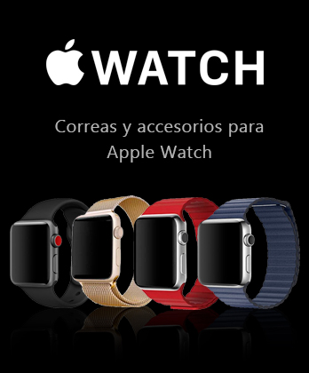 Correas y accesorios Apple watch