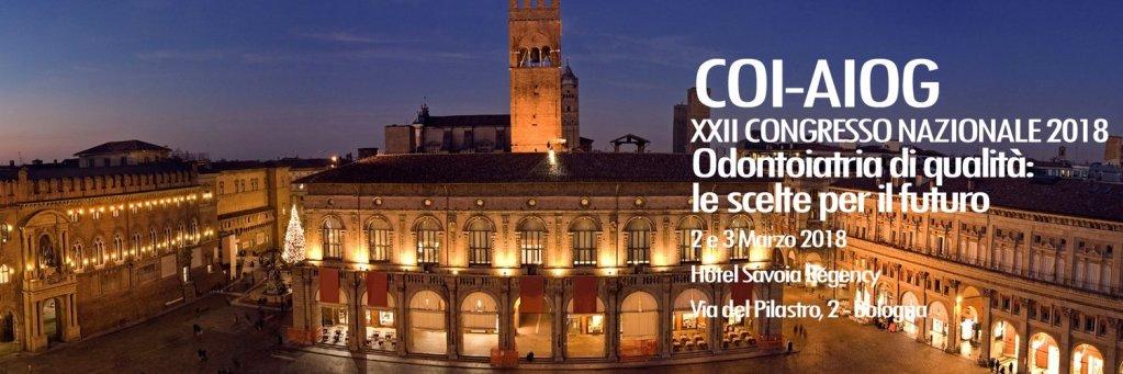 La qualità secondo M.G. Cannarozzo e del 22esimo congresso  COI AIOG nazionale