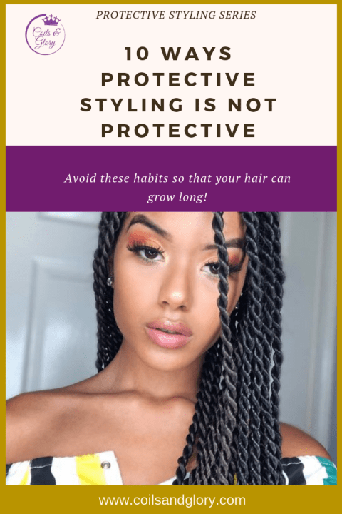protective styling mistakes