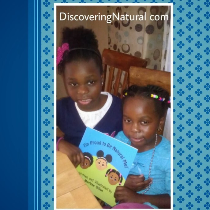 Books for Natural Hair Kids