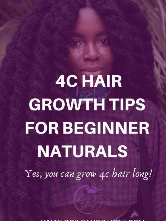 natural hair growth tips