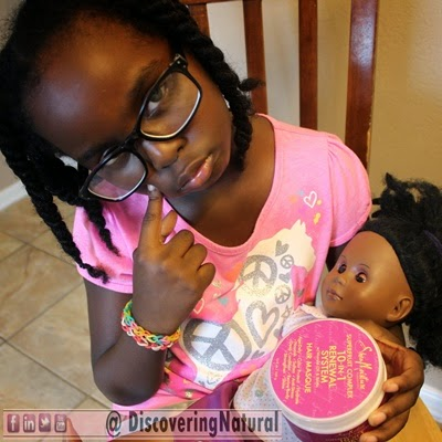 4 Reasons Why Your Afrokids Natural Hair Products Are NOT Working
