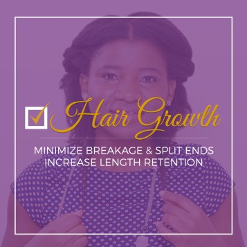 natural hair growth