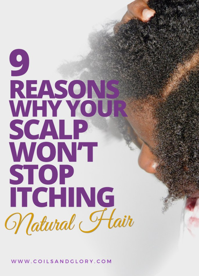 Nine Reasons Why You Have An Itchy Scalp