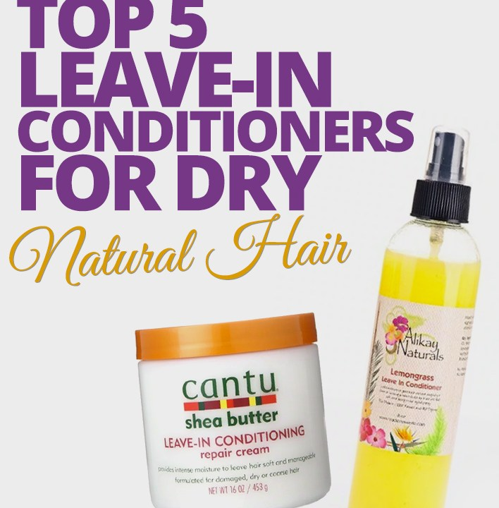 leave-in conditioner for dry natural hair