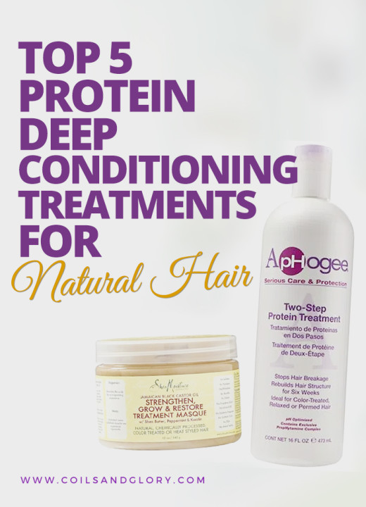 Best Protein Treatment For Colored Natural Hair