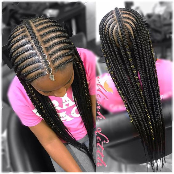 natural hairstyles for black girls