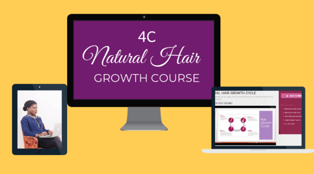 4c natural hair growth tips