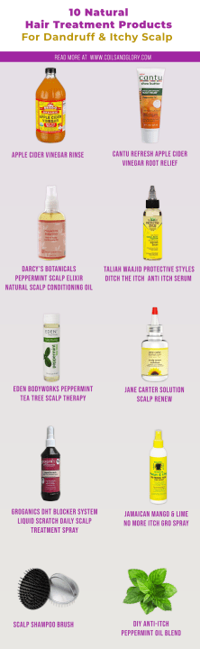 itchy scalp product