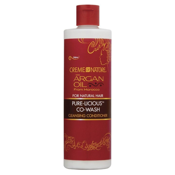 cleansing conditioner for natural hair