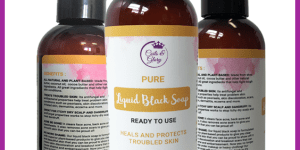 benefits of black soap