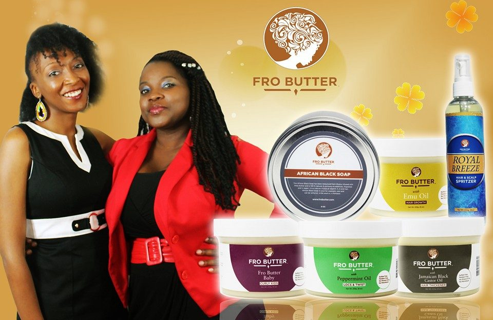 black owned natural hair brand