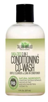 co-wash conditioners