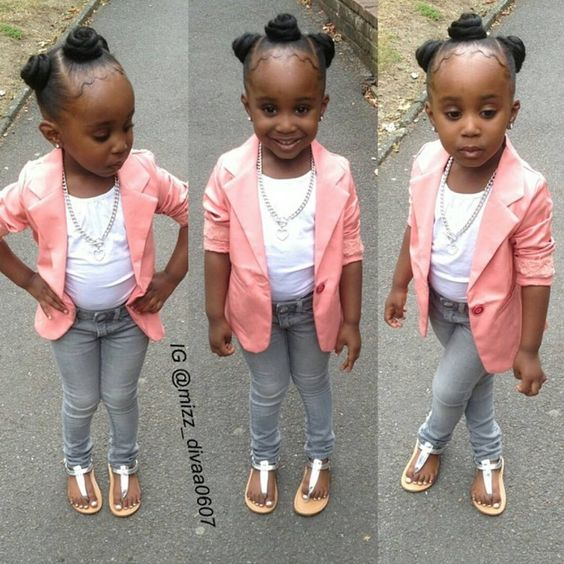 natural hairstyles for toddlers