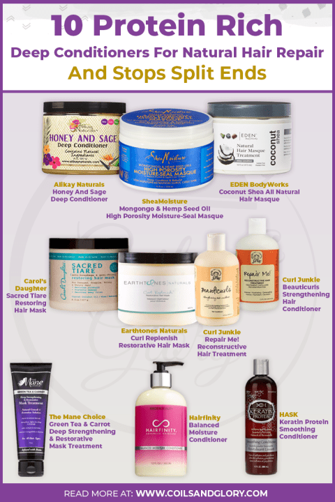 protein treatments for 4c natural hair
