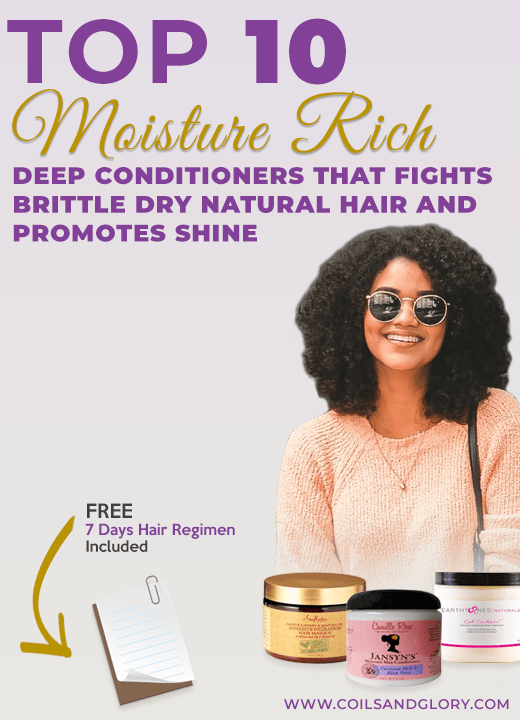 moisturizing deep conditioner for 4c natural hair