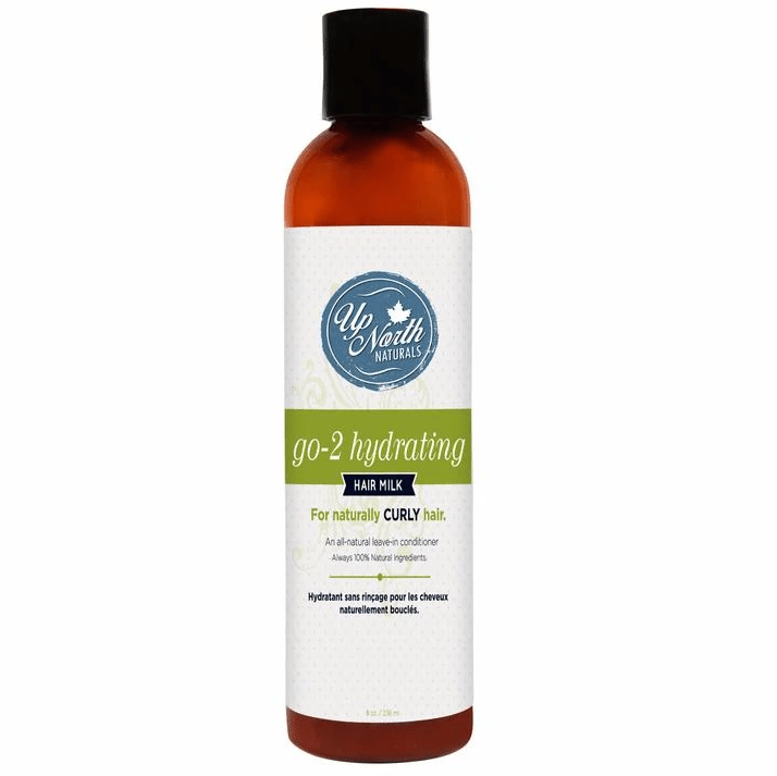 glycerin free leave-in conditioner for curly hair