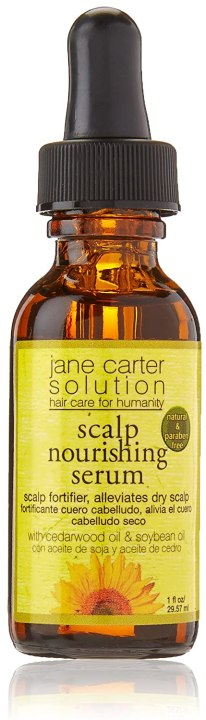 natural hair treatment product for itchy scalp