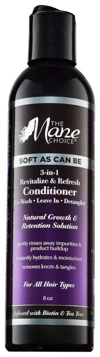 detangling conditioner for black hair