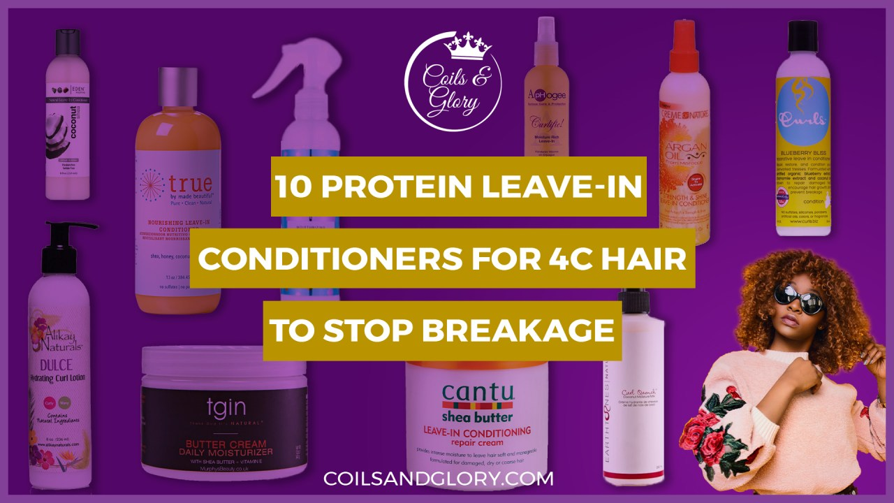 best anti breakage leave-in conditioner natural hair