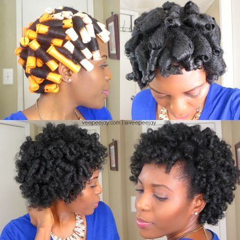 perm rods for tight curls
