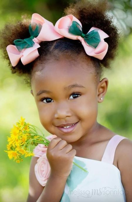 toddler black baby hairstyles for short hair