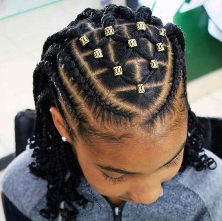 braids for black kids