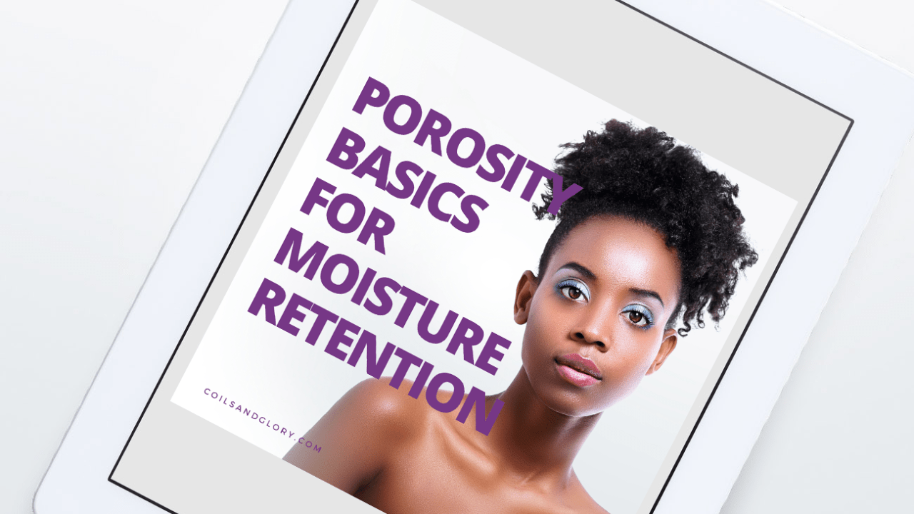 natural hair porosity e-book