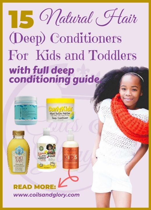 full guide: deep conditioning kids hair.