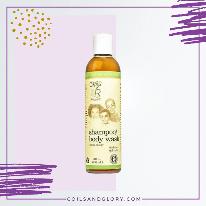 Cara B Natural Baby Shampoo & Body Wash